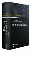 Deutsches Kommunalrecht