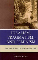 Idealism  Pragmatism  and Feminism