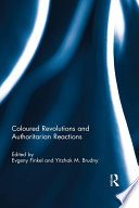 Coloured Revolutions and Authoritarian Reactions Pdf/ePub eBook