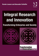 Integral Research and Innovation