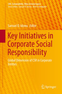 Key Initiatives in Corporate Social Responsibility