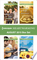 Harlequin Heartwarming August 2015   Box Set