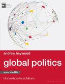 Books - Global Politics | ISBN 9781137349262