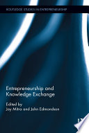Entrepreneurship And Knowledge Exchange