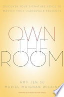 Own the Room Book