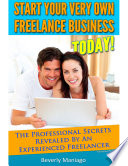 You Want To Be An Online Freelancer Now What Pdf/ePub eBook