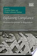 Explaining Compliance Book