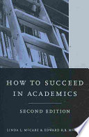 Read Online How to Succeed in Academics, 2nd Edition Epub