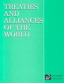 Treaties and Alliances of the World