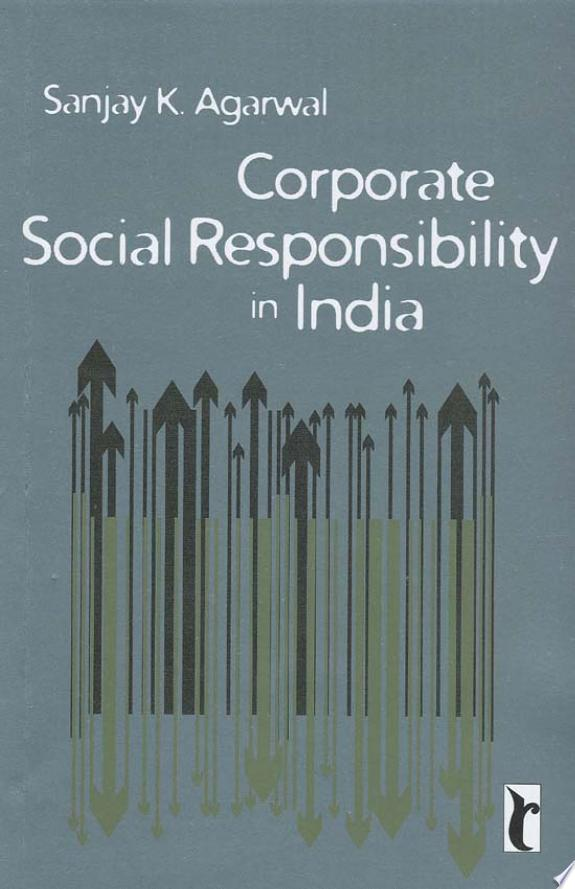 Corporate Social Responsibility in