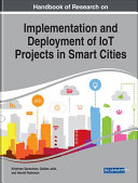 Handbook Of Research On Implementation And Deployment Of Iot Projects In Smart Cities Book PDF