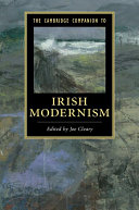The Cambridge Companion to Irish Modernism