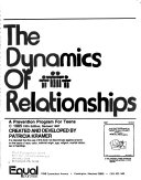 The Dynamics of Relationships