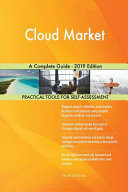 Cloud Market A Complete Guide 2019 Edition