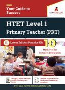 HTET Level 1  PRT  Primary Teacher Recruitment Exam 2020   10 Mock Test