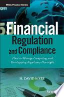 Financial Regulation and Compliance    Website Book