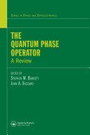 The Quantum Phase Operator [Pdf/ePub] eBook