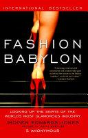 Fashion Babylon Book