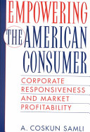 Empowering the American Consumer