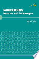 Nanosensors  Materials and Technologies Book