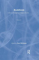 Pdf Buddhism: The early Buddhist schools and doctrinal history ; Theravāda doctrine