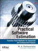 Practical Software Estimation