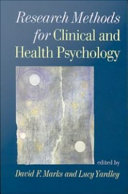 Research Methods for Clinical and Health Psychology [Pdf/ePub] eBook