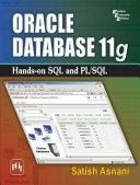 Oracle Database 11g : Hands-On Sql & Pl/sql