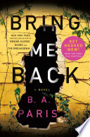 Bring Me Back  5 Chapter Sampler