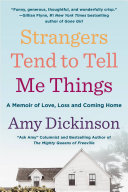 Strangers Tend to Tell Me Things Pdf/ePub eBook