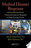 Medical Disaster Response Book