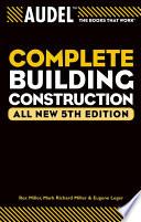 Audel Complete Building Construction Book PDF