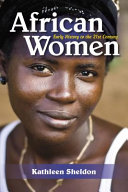 link to African women : early history to the 21st century in the TCC library catalog