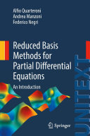 Pdf Reduced Basis Methods for Partial Differential Equations