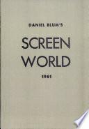 Daniel Blum S Screen World