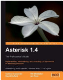 Pdf Asterisk 1. 4 - the Professional's Guide Telecharger
