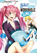 That Time I Got Reincarnated  Again   as a Workaholic Slime 2