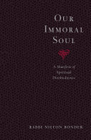 Pdf Our Immoral Soul Telecharger
