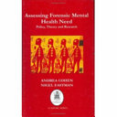 Assessing Forensic Mental Health Need