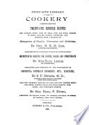 Complete Library of Cookery Book
