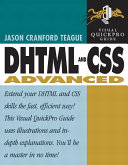 DHTML and CSS Advanced