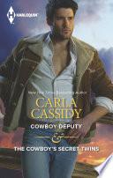 Cowboy Deputy   The Cowboy s Secret Twins