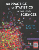 Cover of Practice of Statistics in the Life Sciences