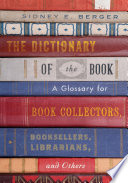 The Dictionary Of The Book