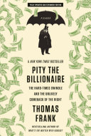 Pity the Billionaire Pdf/ePub eBook
