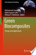 Green Biocomposites Book PDF