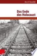 Das Ende des Holocaust