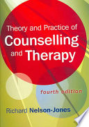 Theory and Practice of Counselling and Therapy Book