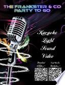 The Frankster & Co, Party to Go - DJ & Karaoke