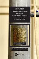 Advanced Coal Preparation and Beyond